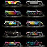 Pellicole da Car Wrapping per stampa digitale